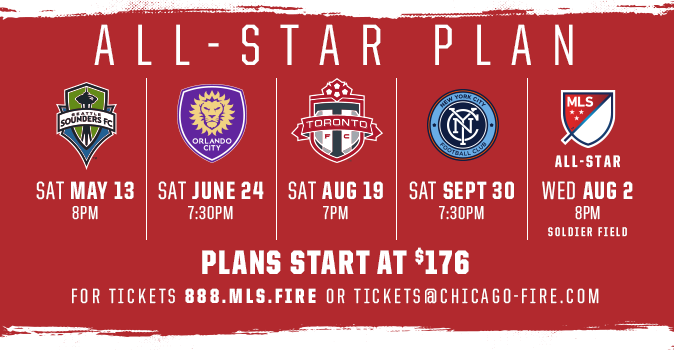 All-star plan-chicago fire