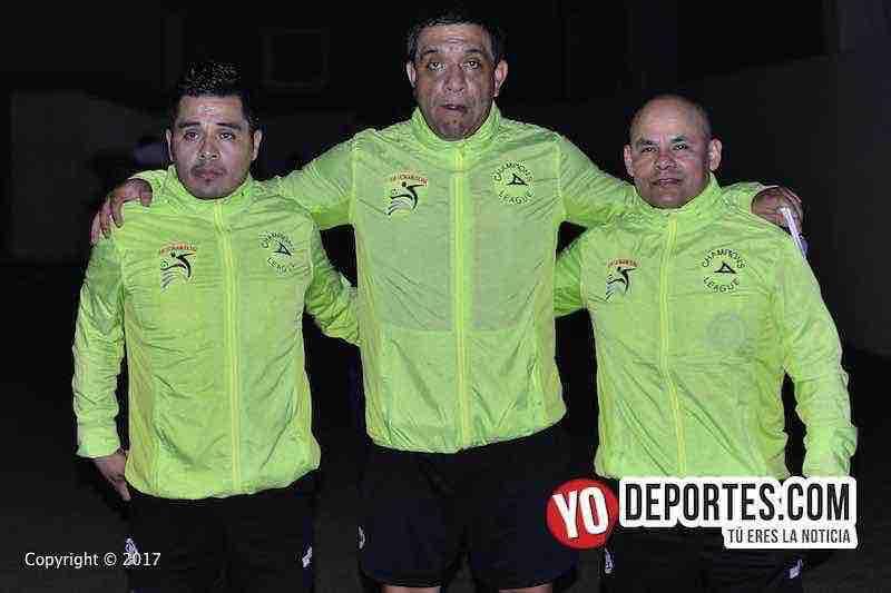 Antonio Lopez-Diego Rivera-Juan Jaramillo-La Barona-Ludovico y su Banda-Final Champions-Liga Latinoamericana