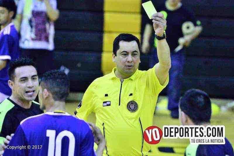 Arsenal-Inseparables A-Arbitro Gabriel Lencina-Arsenal-Inseparables A-Finales domingo 16 abril-Liga San Jose