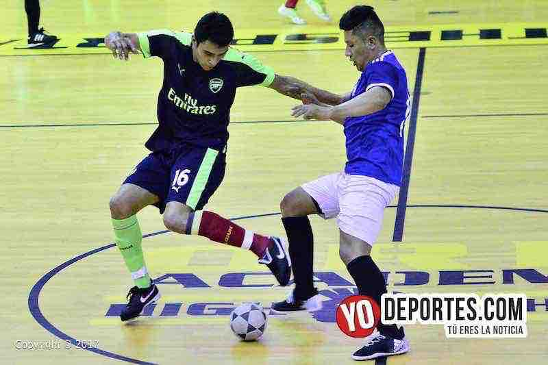 Arsenal-Inseparables A-Liga San Jose