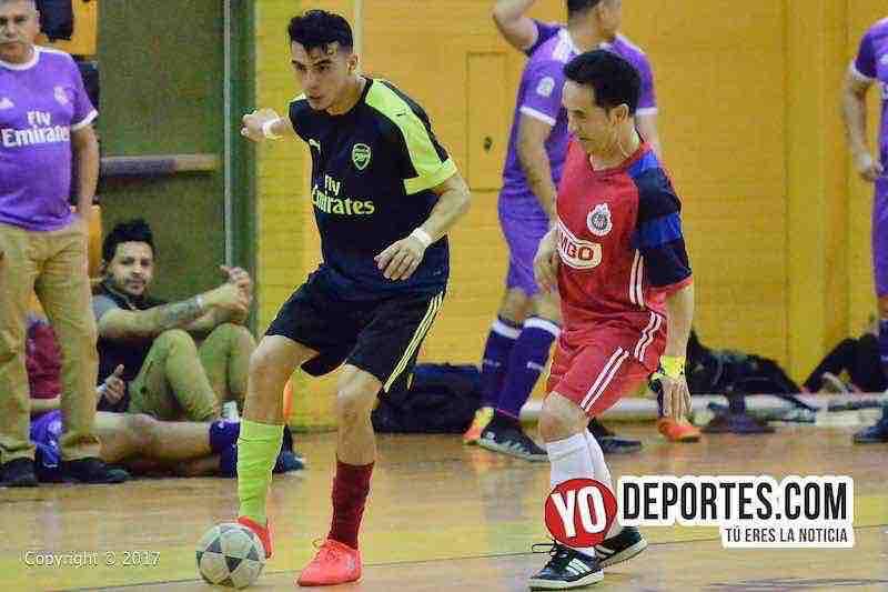 Arsenal-Juventus-Liga San Jose-semifinal-domingo
