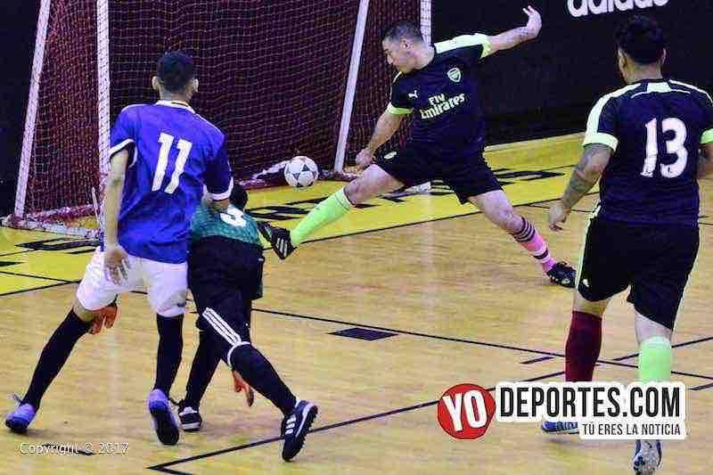 Arsenal-campeon–Inseparables A-final Serie A-Liga San Jose