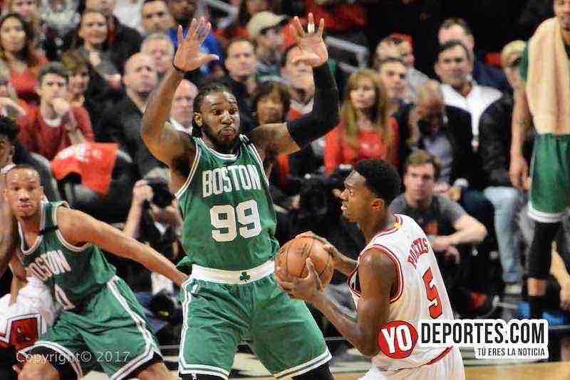 Bobby Portis-Chicago Bulls-Boston-Celtics-NBA-playoffs