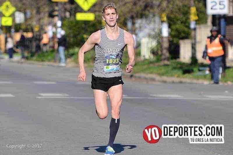 Brendan McDonnell-Ravenswood 5K Run Chicago