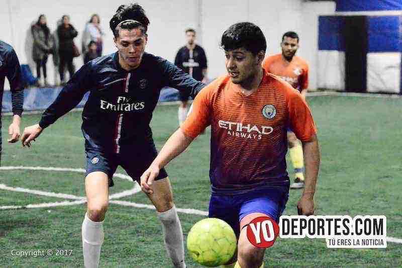 Bulldogs contra Remy FC Fuerza Latina Soccer
