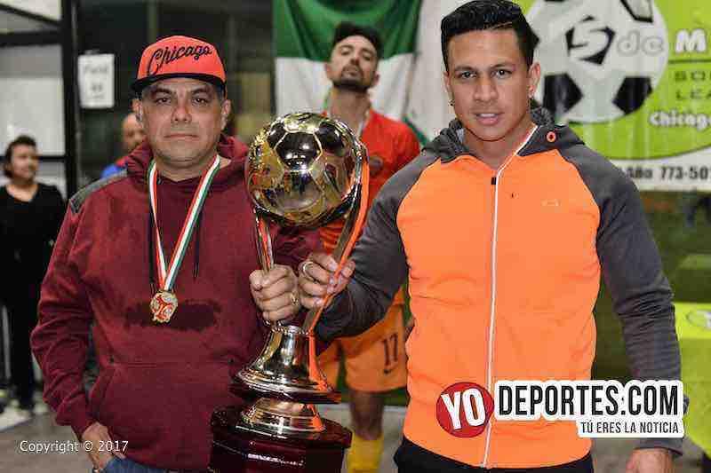 Carlos Acosta-Leo Zuniga-Honduras-5 de Mayo Soccer League