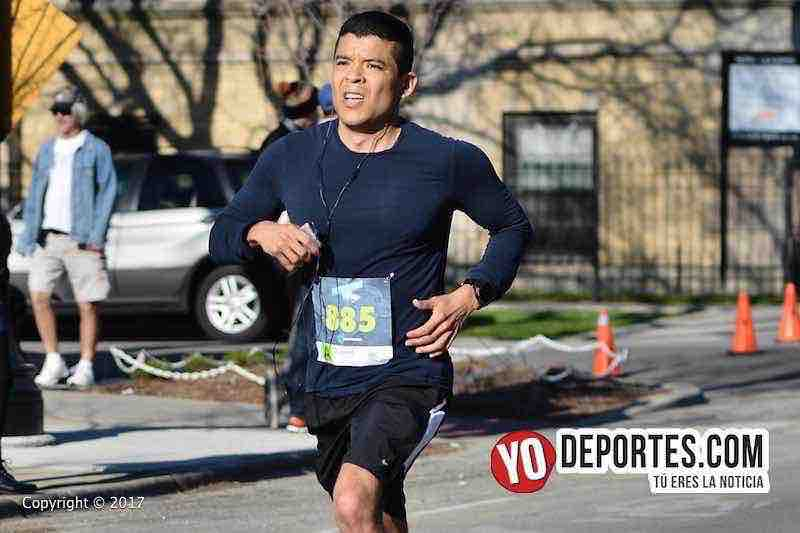 David Tovalin-Chicago Ravenswood 5K Run