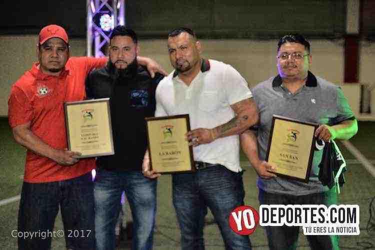 Dirigentes Balon de oro-Liga Latinoamericana