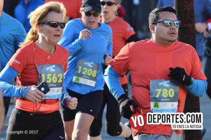 Elvis Garcia-Ravenswood 5K Run Chicago