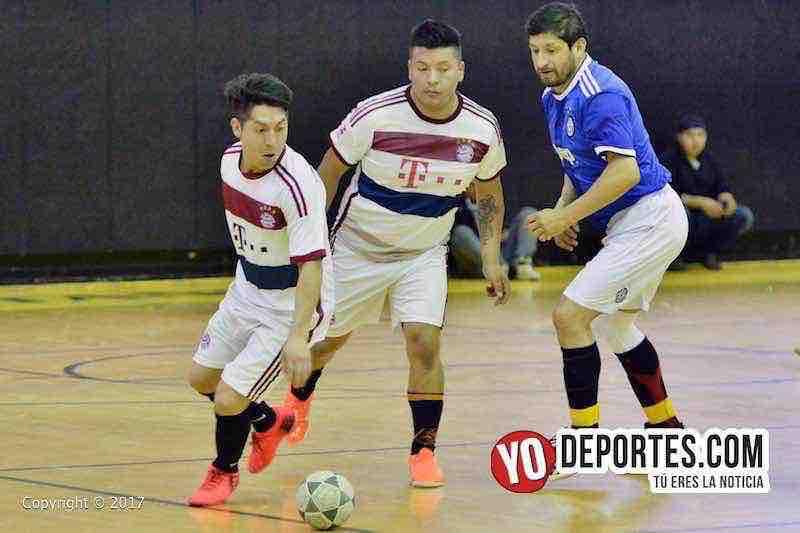 Inseparables B-Chorritos de Luz de la Serie B-Liga San Jose.