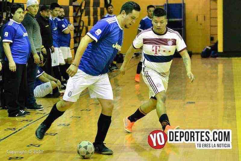 Inseparables B-Chorritos de Luz de la Serie B-Liga San Jose