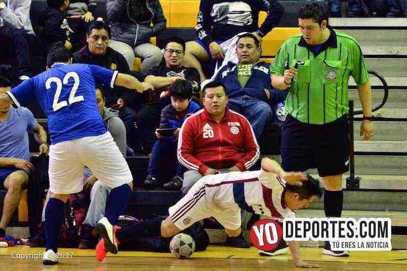 Inseparables B-Chorritos de Luz de la Serie B en la Liga San Jose