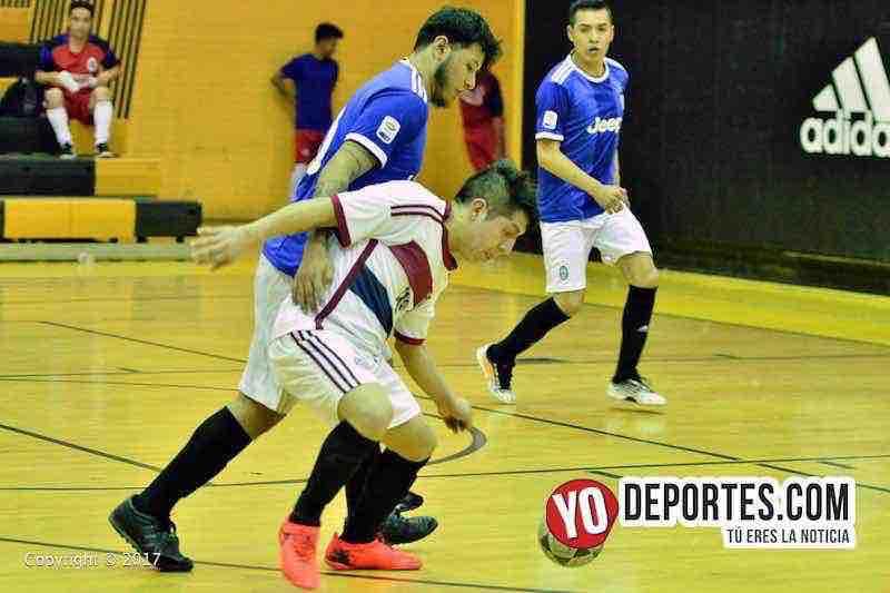 Inseparables B-Chorritos de Luz-semifinal-Serie B en la Liga San Jose