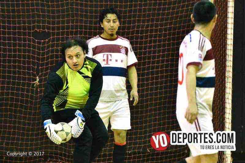 Inseparables B contra Chorritos de Luz de la Serie B en la Liga San Jose-portero
