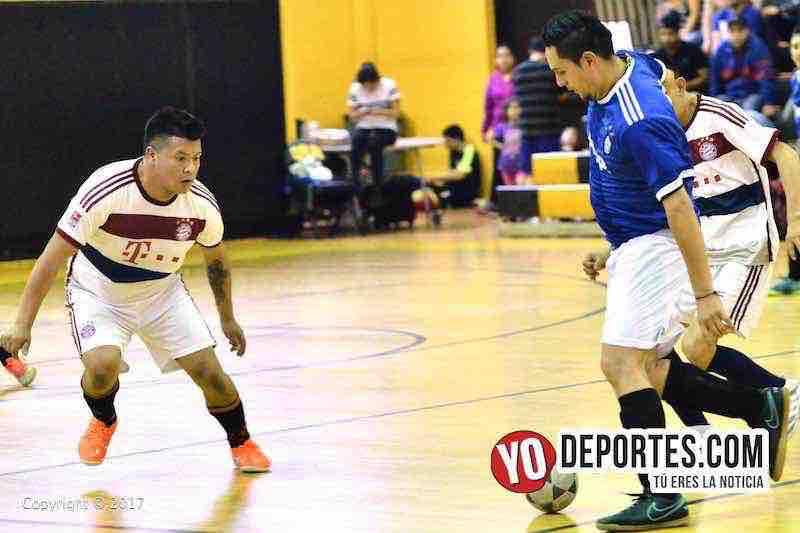 Inseparables B contra Chorritos de Luz de la Serie B en la Liga San Jose