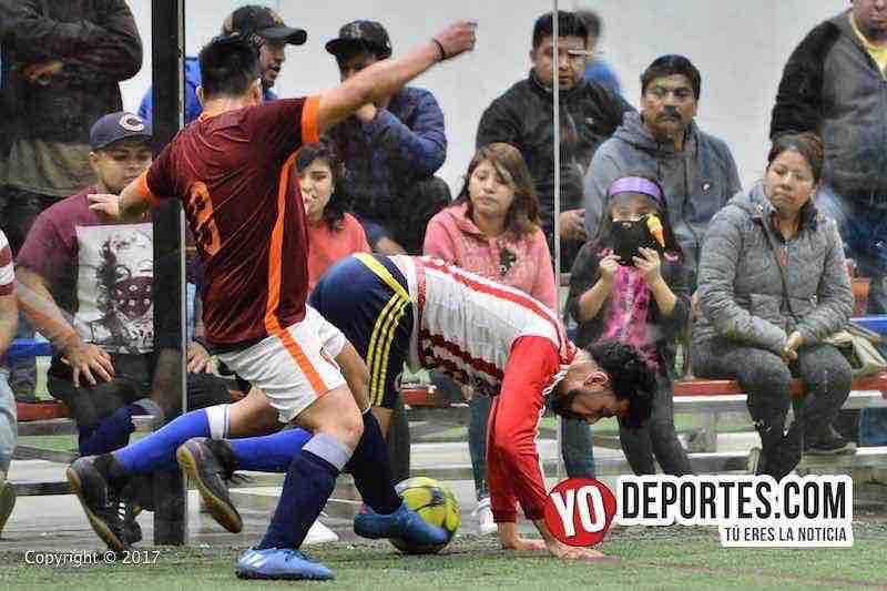 Ixcapuzalco-Deportivo Lobos FC-5 de Mayo Soccer League Chicago