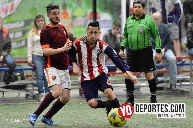 Ixcapuzalco-Deportivo Lobos FC-5 de Mayo Soccer League-Chicago