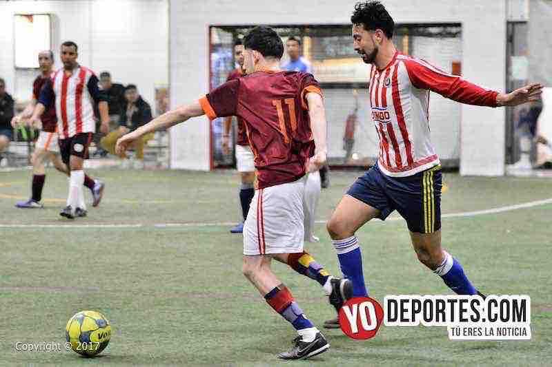 Ixcapuzalco-Deportivo Lobos FC 5 de Mayo Soccer League Chicago