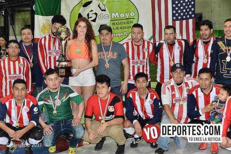 Ixcapuzalco-Deportivo Lobos FC 5 de Mayo Soccer League
