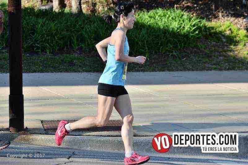 Kayoko-Hamamura-Chicago Ravenswood 5K Run
