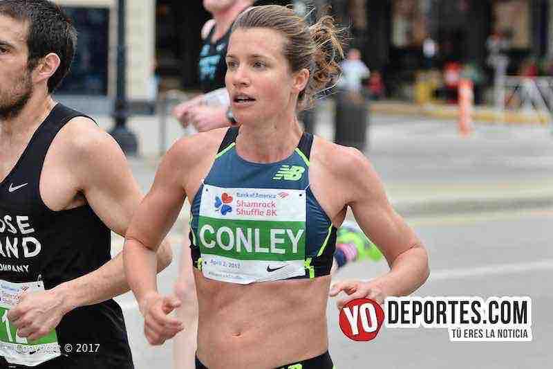 Kimberley Conley- Shamrock Shuffle