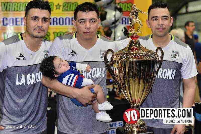 La Barona campeón de la Champions League-Liga Latinoamericana