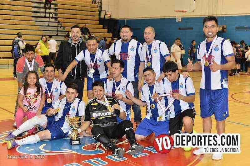 La Raza-campeones-Liga MC de Chicago