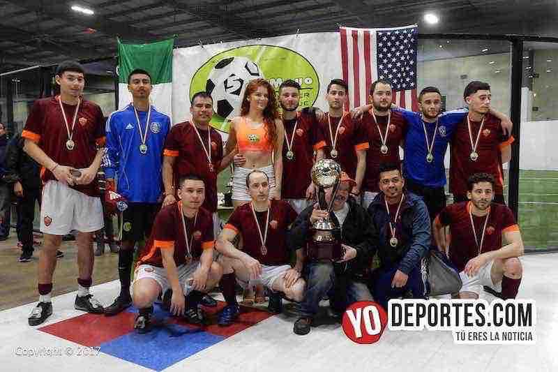 Lobos subcampeon 5 de mayo soccer league