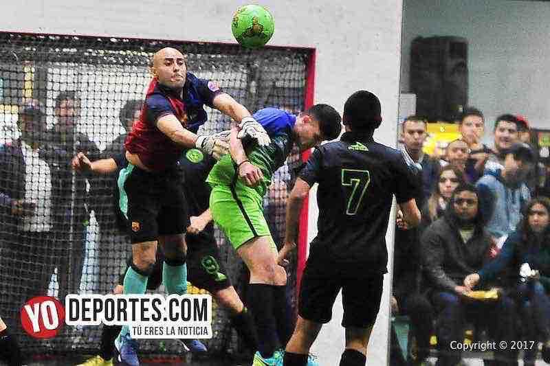 Ludoviko y su Banda-San Antonio-Champions semifinales-Liga Latinoamericana-portero