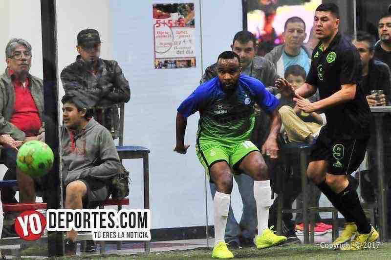 Ludoviko y su Banda-San Antonio-Champions semifinales-Liga Latinoamericana