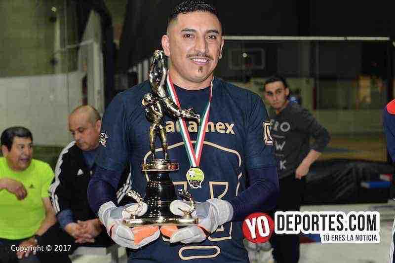 Luis Garcia-mejor portero-Ixcapuzalco-5 de mayo soccer league