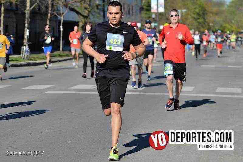 Mario Castrejon-Chicago Ravenswood 5K Run