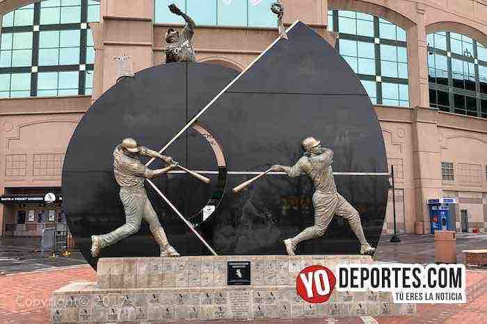 Monumento de la Serie Mundial White Sox
