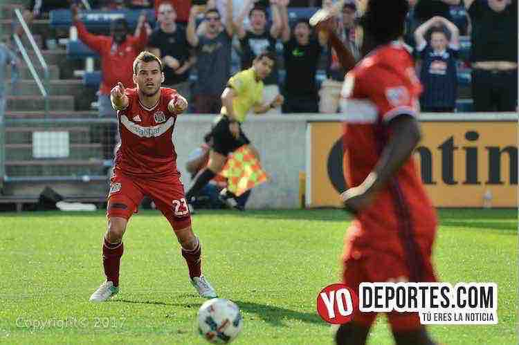 Nemanja Nikolic-David Accam-Chicago Fire-Revolution