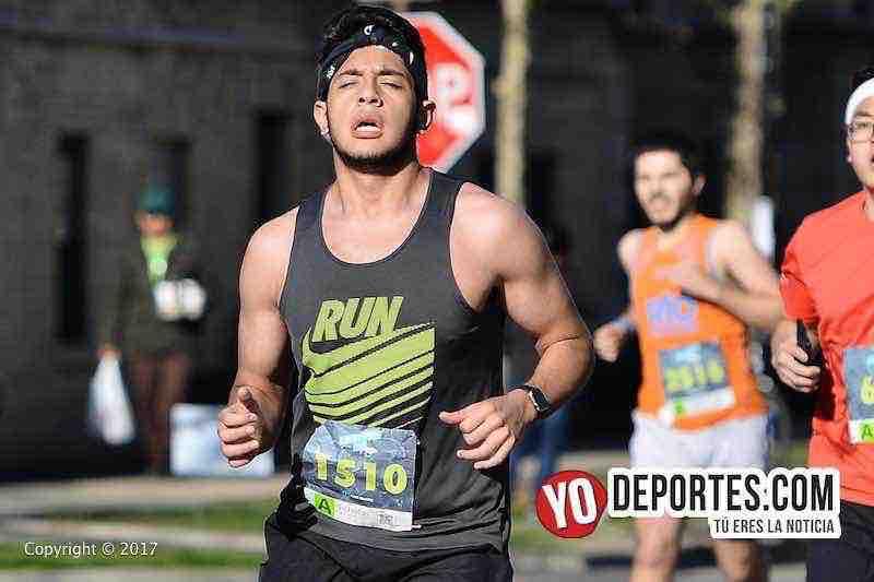 Nicholas Cordova-Ravenswood 5K Run Chicago