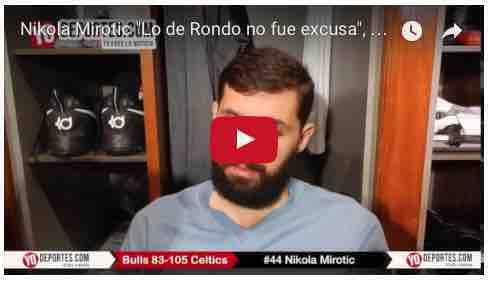 Bulls humillados y eliminados en Chicago por Celtics de Boston
