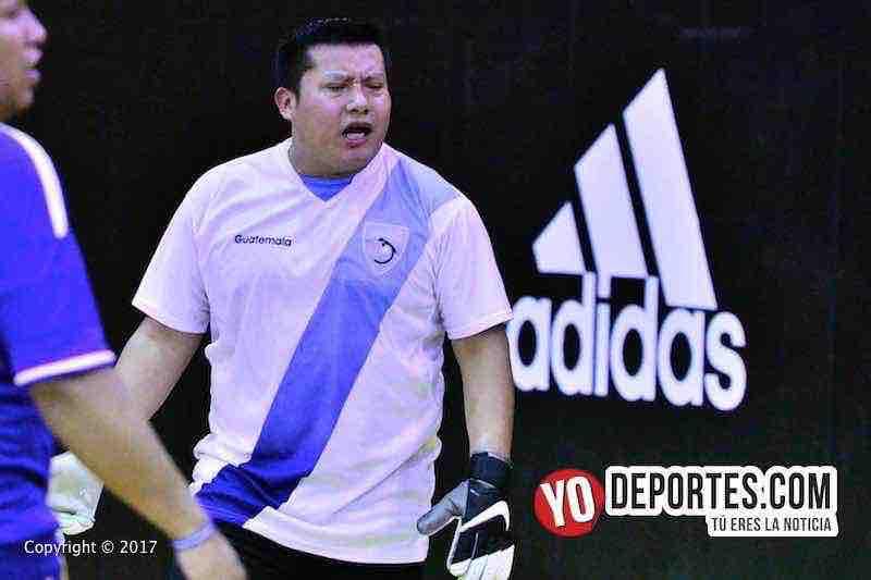 Portero-Francer Aguilar-Final Villatoro-Liga San Jose