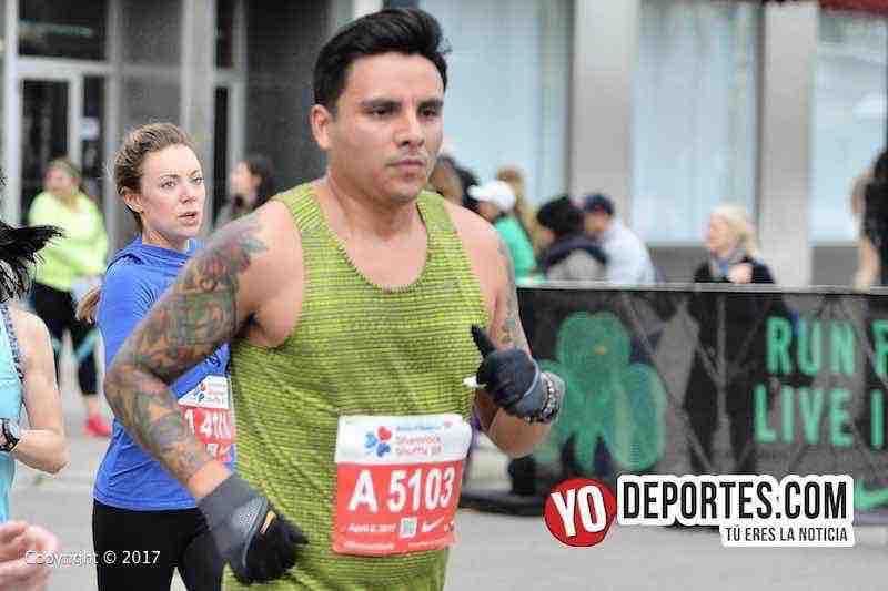 Ricardo Bucio-Shamrock Shuffle 2017