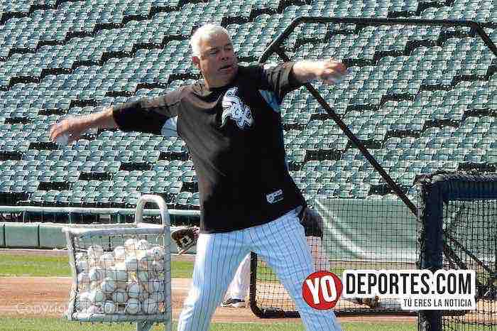 Rick Renteria Chicago White Sox