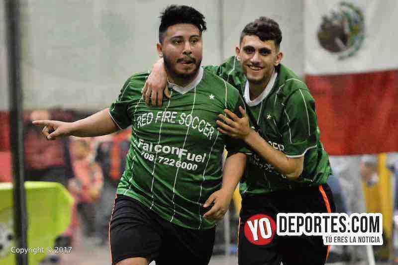 Roberto Torres-Honduras-Red Fire B-Final-5 de Mayo Soccer League