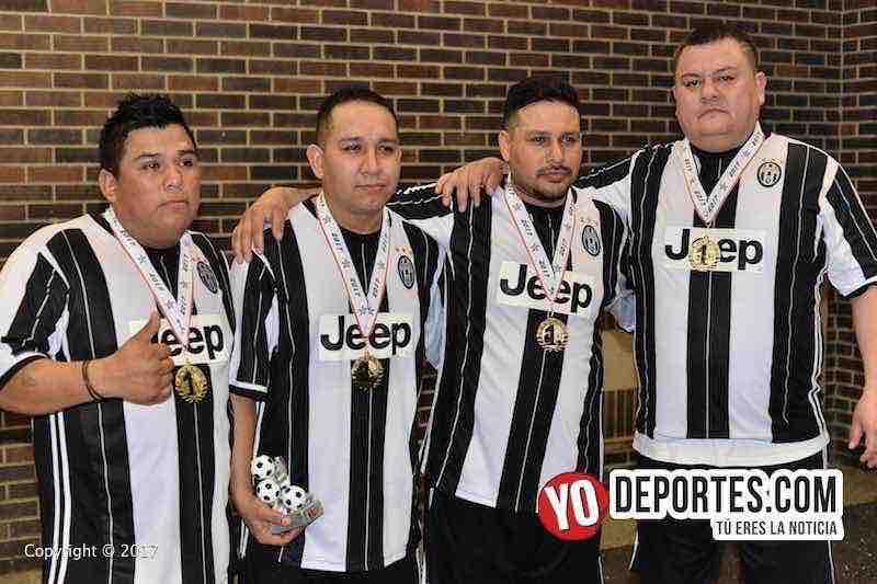 Taxco-campeones-Liga MC de Chicago