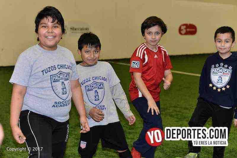 Tuzos Chicago Soccer Academy-futbol