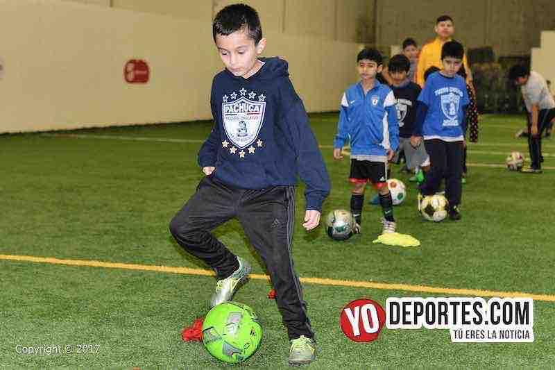 Tuzos Chicago Soccer Academy-todas las edades