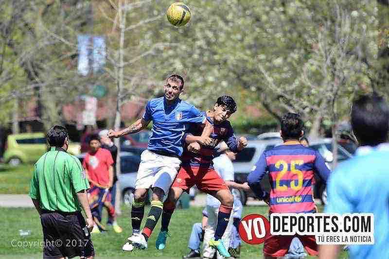 Valedores-Deportivo Hidalgo-Liga Douglas-empate
