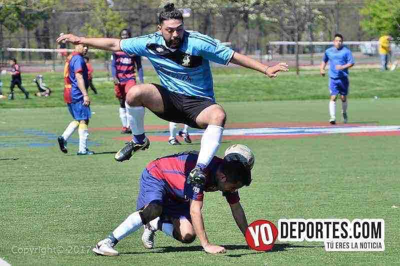 Valedores-Deportivo Hidalgo-Liga Douglas-final