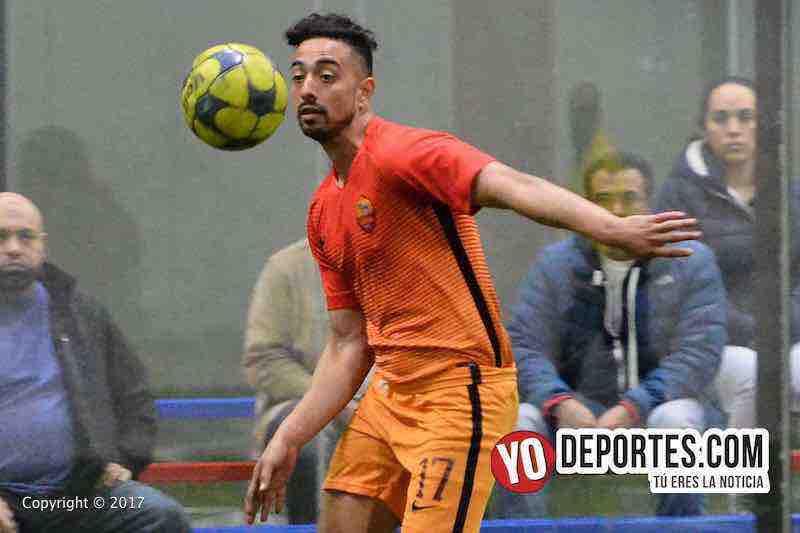Victor Trujillo-Honduras-Red Fire B-Final-5 de Mayo Soccer League
