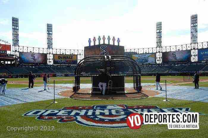 White Sox Opening Day cestadio