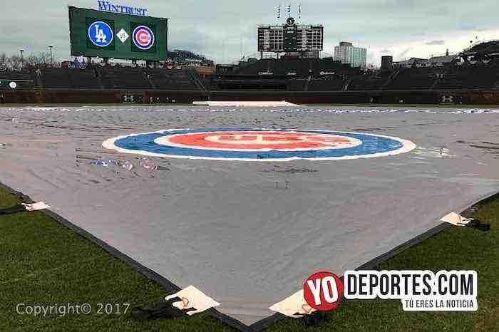 Wrigley Field Opening Night-Cubs-LA Dodgers