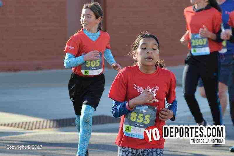 Yanelise Santiaguillo-Chicago Ravenswood 5K Run
