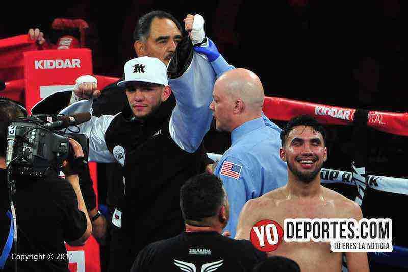 Alex El Cholo Saucedo-derrota a-Wilberth Lopez